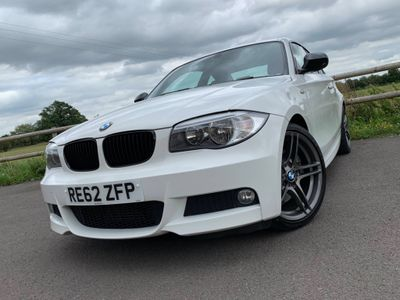 BMW 1 SERIES Coupe 2.0 123d Sport Plus 2dr