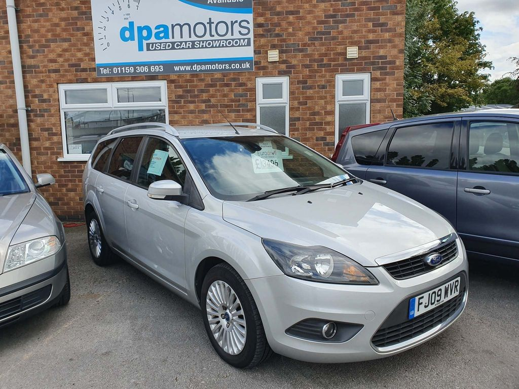 FORD FOCUS Estate 2.0 TDCi DPF Titanium 5dr