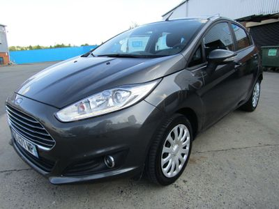 FORD FIESTA Unlisted