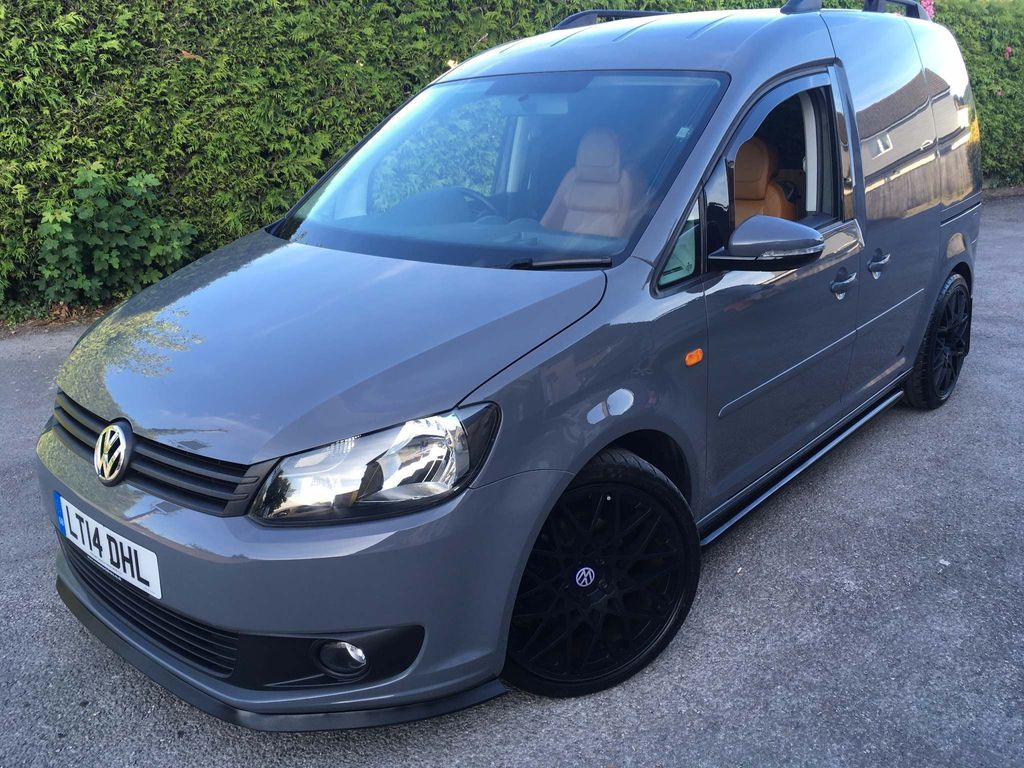 VOLKSWAGEN CADDY Other 1.6 TDI C20 Highline Panel Van 4dr
