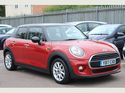 MINI HATCH Hatchback 1.5 Cooper D (Pepper) (s/s) 5dr