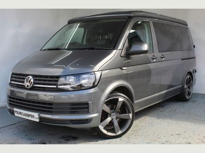 Volkswagen Transporter Van Conversion
