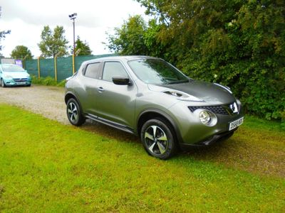 NISSAN JUKE SUV 1.6 Bose Personal Edition (s/s) 5dr