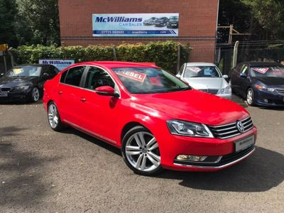 VOLKSWAGEN PASSAT Saloon 1.6 TDI BlueMotion Tech Executive Style (s/s) 4dr