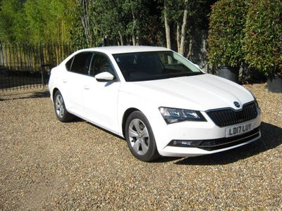 SKODA SUPERB Hatchback 1.6 TDI SE Technology DSG (s/s) 5dr