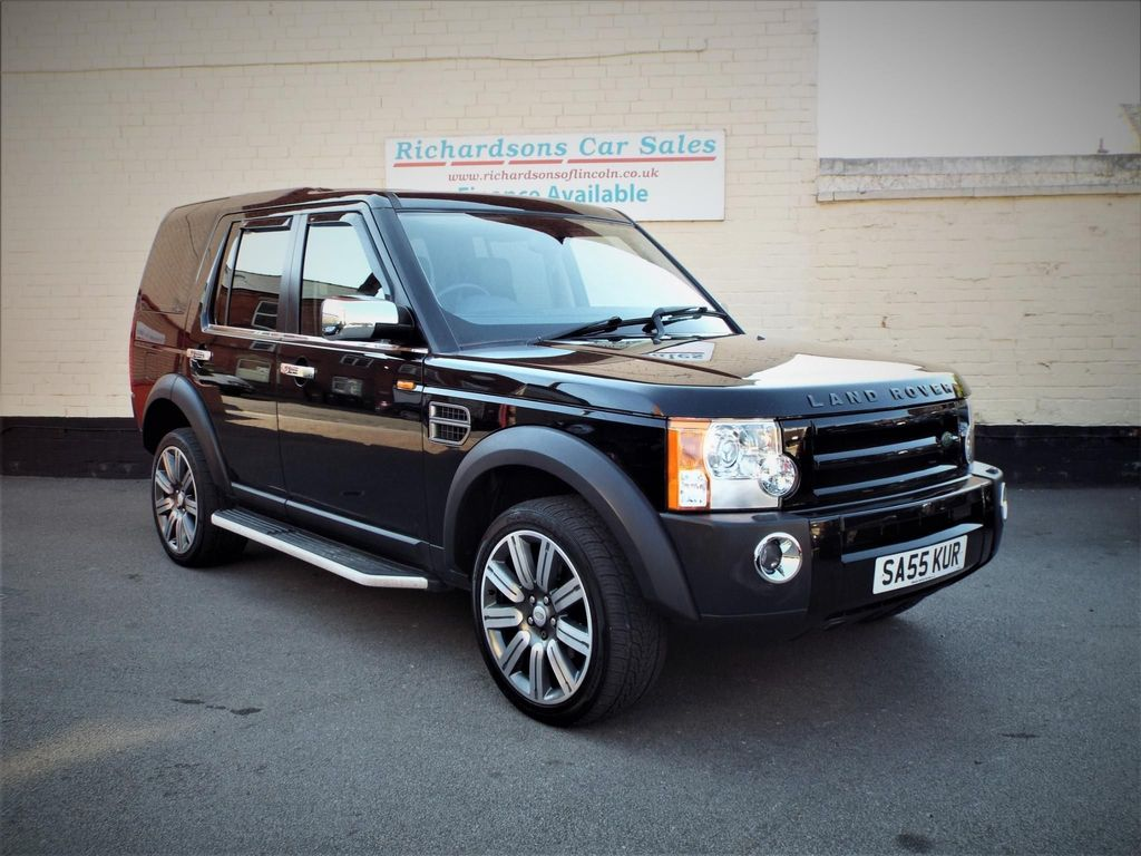 Discover Car Lot >> Used Land Rover Discovery 3 Suv 2 7 Td V6 Se 5dr In Lincoln