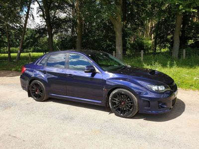 SUBARU WRX STI Saloon 2.5 STI Type UK AWD 4dr