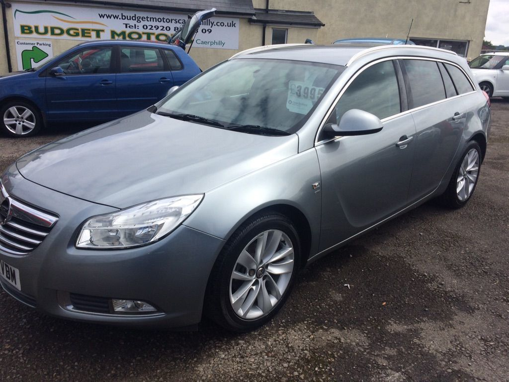 VAUXHALL INSIGNIA Estate 1.4 16v Turbo SRi (s/s) 5dr