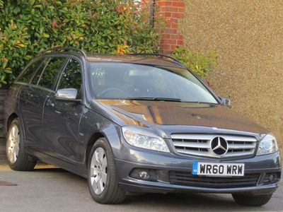 MERCEDES-BENZ C CLASS Estate 1.8 C180 BlueEFFICIENCY SE (Executive) 5dr