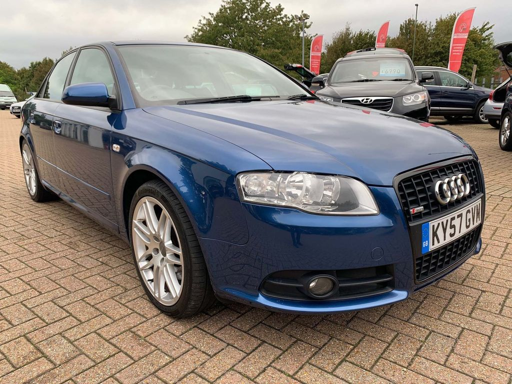 AUDI A4 Saloon 2.0 TFSI S line Special Edition quattro 4dr
