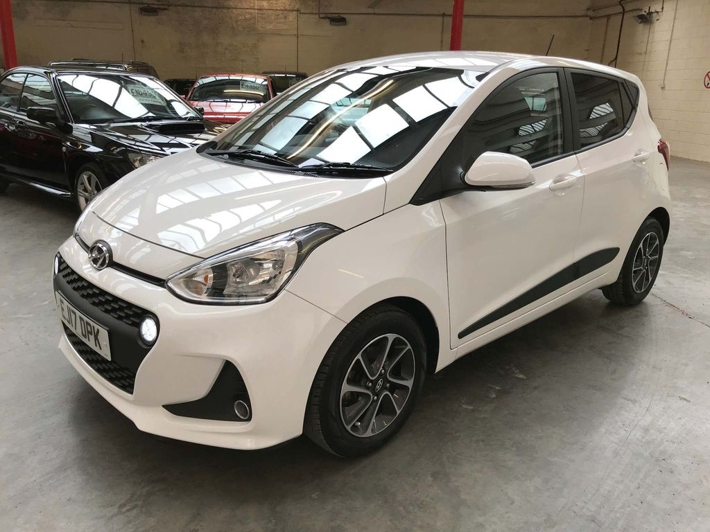 HYUNDAI I10 Hatchback 1.0 Premium Manual 5dr