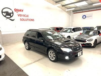 SUBARU OUTBACK Estate JDM BPH 250 BHP XT TURBO AUTO