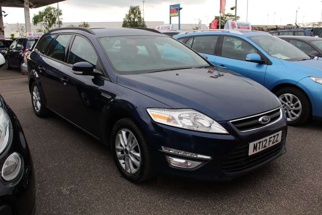 FORD MONDEO Estate 1.6 TD ECO Zetec (s/s) 5dr