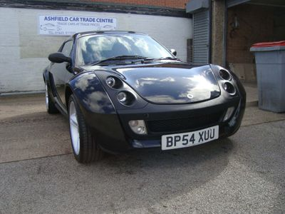 SMART ROADSTER Convertible 0.7 Roadster 2dr
