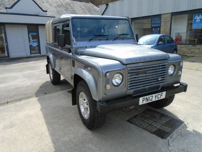 LAND ROVER DEFENDER 110 Pickup 2.2 D DPF County Crewcab Pickup 4dr