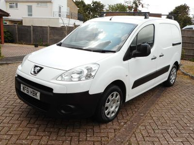 PEUGEOT PARTNER Other 1.6 HDi SE L1 625 4dr