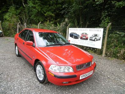 VOLVO S40 Saloon 1.6 S Classic 4dr