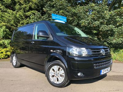 VOLKSWAGEN TRANSPORTER Other 2.0 TDI T30 Highline Panel Van 4dr (SWB)