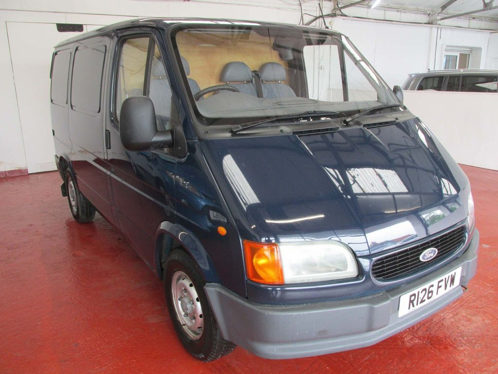 FORD TRANSIT Panel Van 2.5 D 80 Panel Van