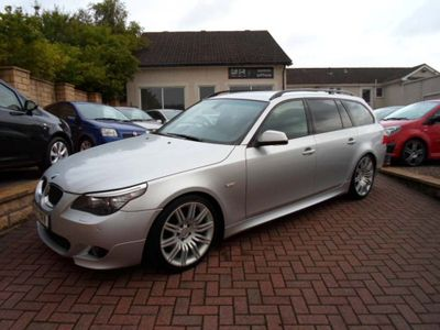 BMW 5 SERIES Estate 3.0 530d M Sport Business Edition Touring 5dr