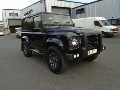 LAND ROVER DEFENDER 90 SUV 2.2 TD LVX 65th Anniversary Hard Top 3dr