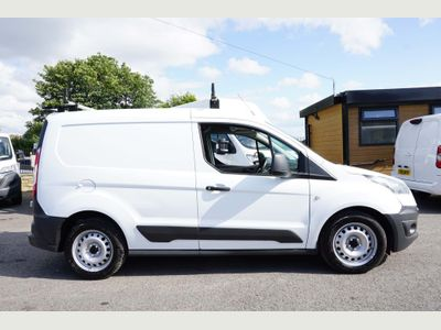 FORD TRANSIT CONNECT Other 1.6 TDCi L1 200 Panel Van 4dr
