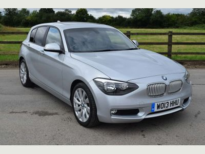 BMW 1 SERIES Hatchback 2.0 116d Urban Sports Hatch (s/s) 5dr