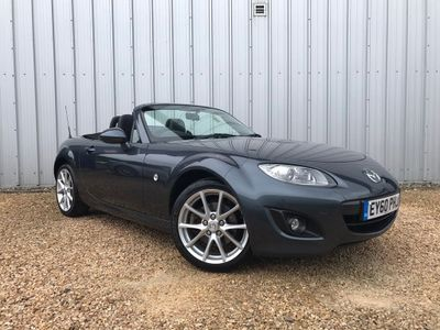 MAZDA MX-5 Convertible 2.0 Sport Tech 2dr