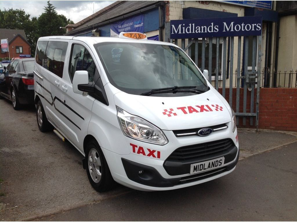 FORD TOURNEO CUSTOM Other 2.0 TDCi 320 L2 Shuttle Bus 5dr (9 Seats)