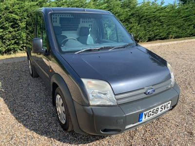 FORD TRANSIT CONNECT Other 1.8 TDCi T200 SWB LX Panel Van 4dr (EU4)
