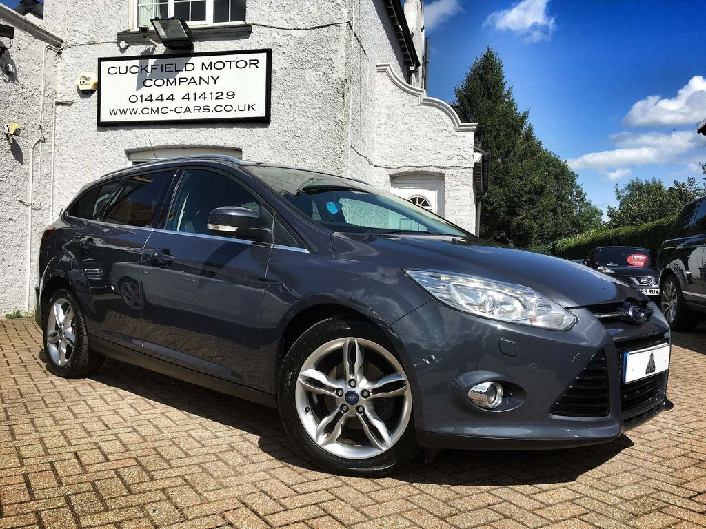 FORD FOCUS Estate 1.6 TDCi Titanium X 5dr