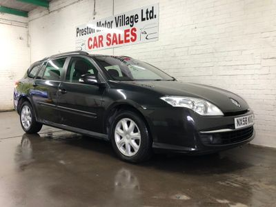 RENAULT LAGUNA Estate 2.0 dCi Expression 5dr