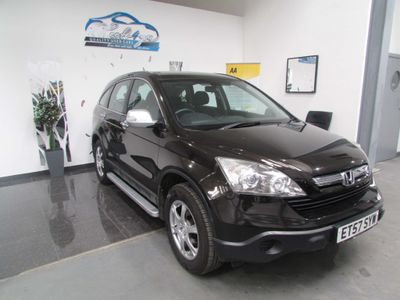 Used Honda Cr-v Suv 2 0 I-vtec Se Auto 4wd 5dr in Greenford