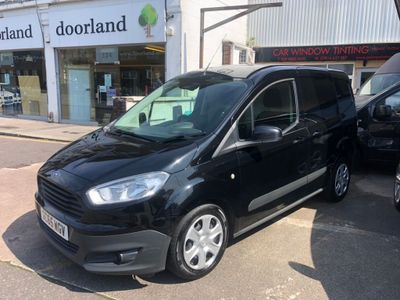 FORD TRANSIT COURIER Other 1.5 TDCi Trend Panel Van 4dr