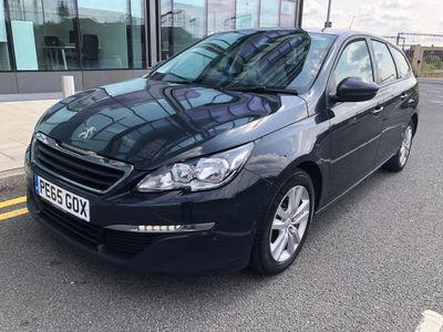 PEUGEOT 308 SW Estate 1.6 BlueHDi Active (s/s) 5dr