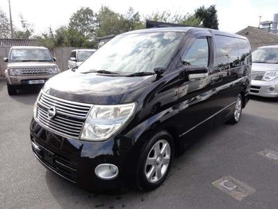 NISSAN ELGRAND MPV 2500 HIGHWAY STAR SUNROOFS FRESH IMPORT