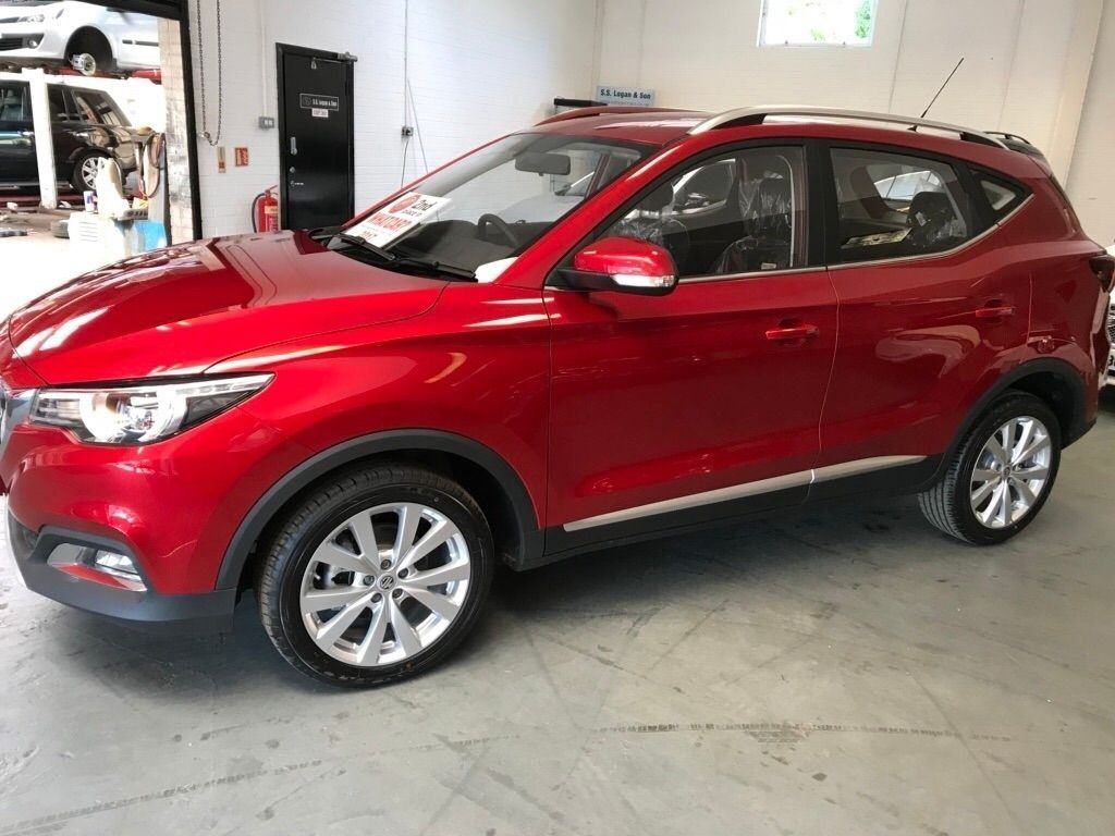 MG ZS SUV 1.5 VTi-TECH Excite 5dr