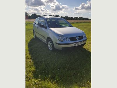VOLKSWAGEN POLO Hatchback 1.4 Twist 3dr
