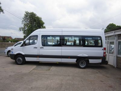 MERCEDES-BENZ SPRINTER Other 2.2 CDI 513 Window H/R Mobility 4dr (LWB)
