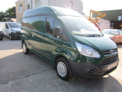 FORD TRANSIT CUSTOM Other 2.2 TDCi 330 L1H1 Trend Panel Van 5dr