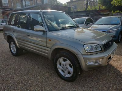 TOYOTA RAV4 SUV 2.0 Freesport Limited Edition 4WD 5dr