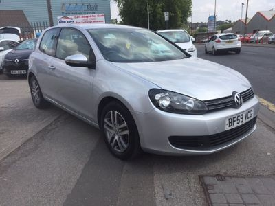 VOLKSWAGEN GOLF Hatchback 2.0 TDI CR SE 3dr