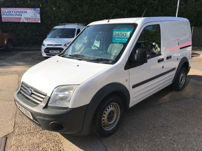 FORD TRANSIT CONNECT Other 1.8 TDCi T220 SWB Panel Van 4dr