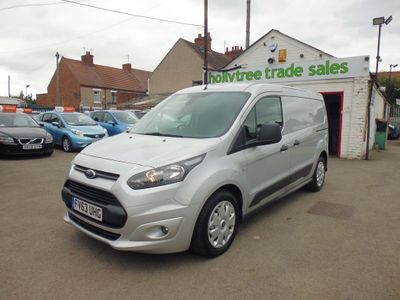 FORD TRANSIT CONNECT Panel Van 1.6 TDCi L2 240 Trend Panel Van 4dr