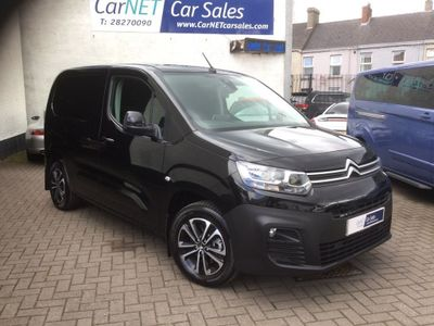 CITROEN BERLINGO Panel Van 1.6 1000 Driver 5dr