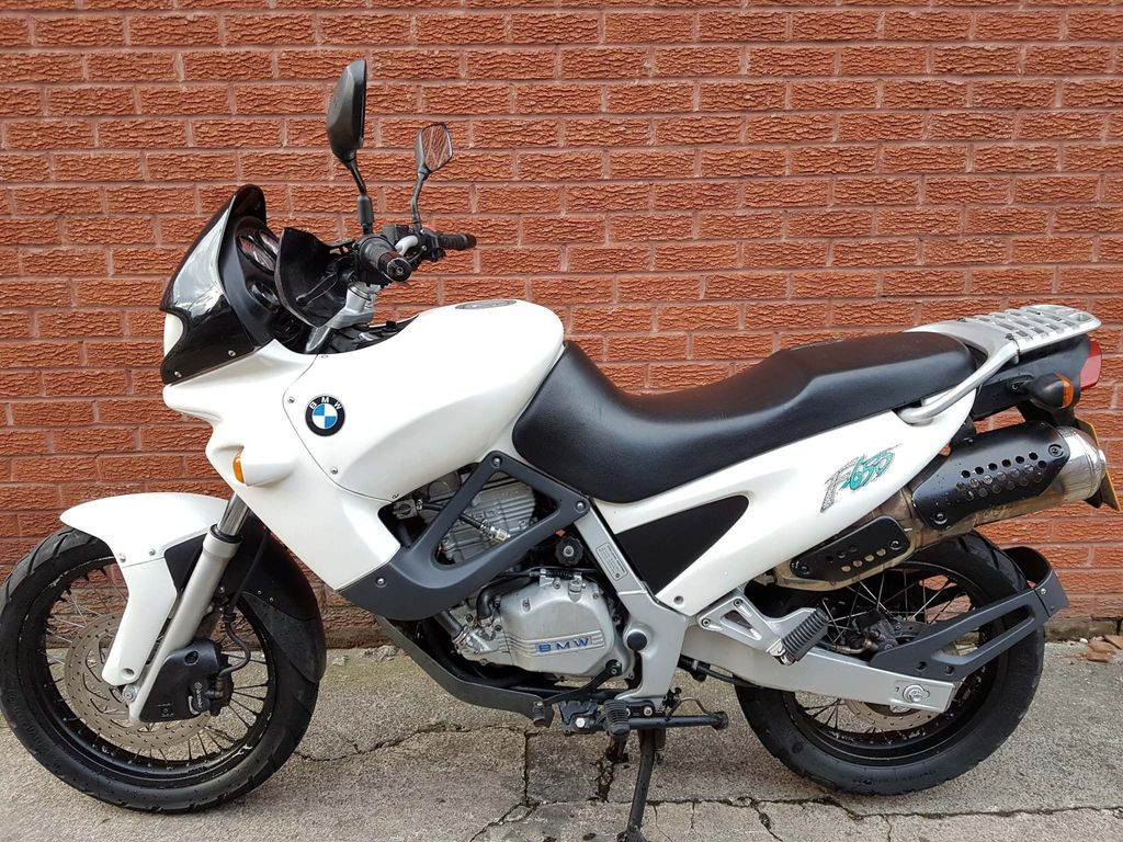 BMW F650 Trail Bike 650 Funduro