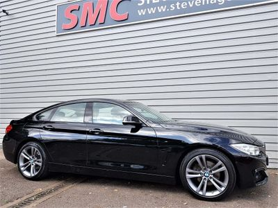 BMW 4 SERIES GRAN COUPE Coupe 2.0 420d Sport Gran Coupe (s/s) 5dr