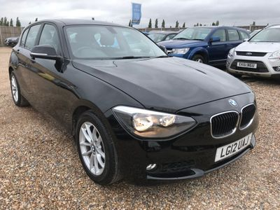 BMW 1 SERIES Hatchback 2.0 116d SE 5dr