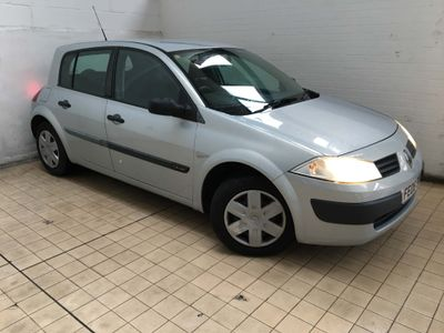 RENAULT MEGANE Hatchback 1.4 16v Authentique 5dr