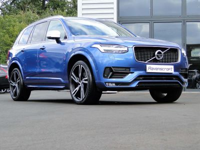 VOLVO XC90 SUV 2.0 D5 R-Design Geartronic 4WD (s/s) 5dr
